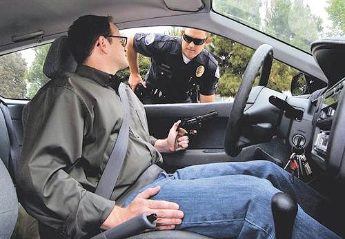 Cops Stop